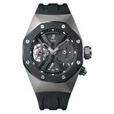 Replicas de Audemars Piguet Royal Oak Tourbillon Concept Gmt 44 mm hombres reloj