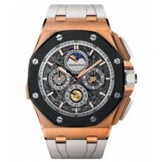 Replicas de Audemars Piguet Royal Oak Offshore Grande Complication Rose Gold hombres reloj