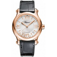 Replicas Reloj Chopard Happy Sport Medium Automatic 36mm Senora 274808-5001