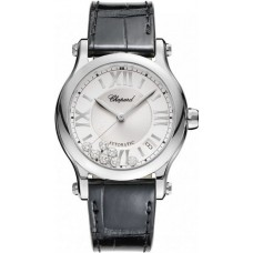Replicas Reloj Chopard Happy Sport Medium Automatic 36mm Senora 278559-3001