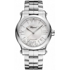 Replicas Reloj Chopard Happy Sport Medium Automatic 36mm Senora 278559-3002