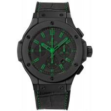 Replicas de Hublot Big Bang All negro Green reloj