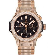 Replicas de Hublot Big Bang 44mm Evolution Red Oro hombres reloj