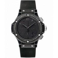 Replicas de Hublot Big Bang All negro Carat hombres reloj