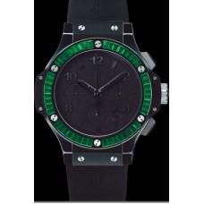Replicas de Hublot Big Bang negro Ceramic Automatic reloj