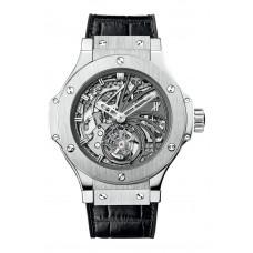 Replicas de Hublot Big Bang Minute Repeater Tourbillon Platinum reloj