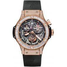 Replicas de Hublot Aero Bang Bigger Bang Jewellery Tourbillon reloj