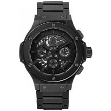 Replicas de Hublot Big Bang Aero Bang All negro Ceramic hombres reloj