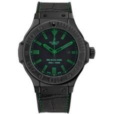 Replicas de Hublot Big Bang King All negro Green 48mm