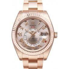 Rolex Sky-Dweller reloj de replicas 326935