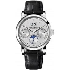A.Lange&Sohne Saxonia Calendrier Annuel Reloj 38.5mm hombres replicas 330.025