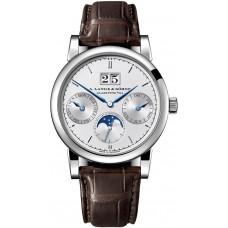 A.Lange&Sohne Saxonia Calendrier Annuel Reloj hombres replicas 330.026