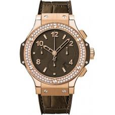 Replicas de Hublot Big Bang 41mm Tutti Frutti Red Oro reloj