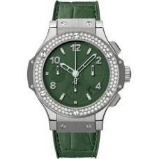 Replicas de Hublot Big Bang Dark Green Tutti Frutti reloj