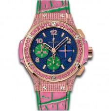 Hublot Big Bang Pop Art Oro rosa joyas 341.PP.9089.LR.1633.POP15 Réplicas
