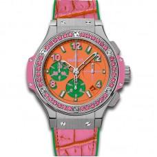 Hublot Big Bang Pop Art Steel Rose 341.SP.4779.LR.1233.POP15 Réplicas