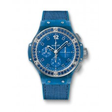 Hublot Big Bang Blue Linen 341.XL.2770.NR.1201 Réplicas