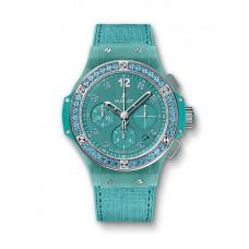 Hublot Big Bang Turquoise Linen 341.XL.2770.NR.1237 Réplicas
