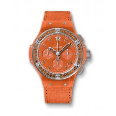 Hublot Big Bang Orange Linen 341.XO.2770.NR.1206 Réplicas