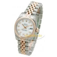 Rolex Lady-Datejust reloj de replicas 179171-18