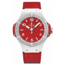 Replicas de Hublot Big Bang Steel  blanco senoras reloj