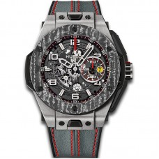 Hublot Big Bang Ferrari Carbon 401.NJ.0123.VR Réplicas