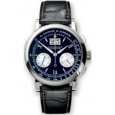 A.Lange&Sohne DATOGRAPH hombres Reloj replicas 403.035