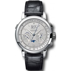 A.Lange&Sohne Datograph reloj Perpetual hombres replicas 410.025