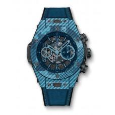 Hublot Big Bang Unico Italia Independent Blue Camo 411.YL.5190.NR.ITI16 Réplicas