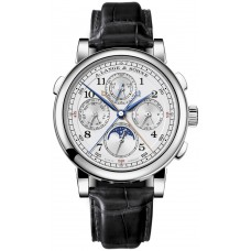 A.Lange&Sohne 1815 Reloj Rattrapante Perpetual Calendar 41.9mm hombres replicas 421.025