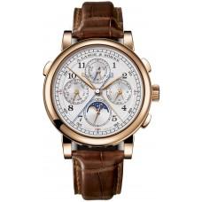 A.Lange&Sohne 1815 Reloj Rattrapante Perpetual Calendar 41.9mm hombres replicas 421.032