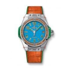Hublot Big Bang One Click Pop Art Steel Orange 465.SO.5179.LR.1206.POP16 Réplicas