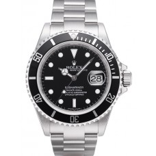 Rolex Submariner Date reloj de replicas 16610