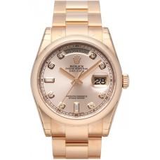 Rolex Day-Date reloj de replicas 118205-4