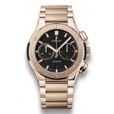 Hublot Classic Fusion Chronograph King Gold Bracelet 520.OX.1180.OX Réplicas