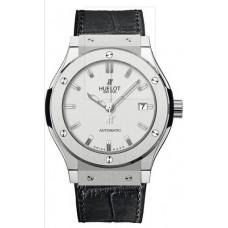 Replicas de Hublot Classic Fusion Zirconium 42mm hombres reloj