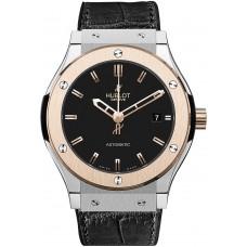 Replicas de Hublot Classic Fusion Zirconium Oro reloj 38mm