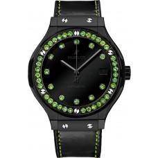 Hublot Classic Fusion Shiny Ceramic Green 565.CX.1210.VR.1222 Réplicas