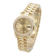 Rolex Lady-Datejust reloj de replicas 179138
