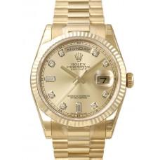 Rolex Day-Date reloj de replicas 118238-1