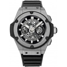 Replicas de Hublot King Power Unico Titanium Automatic Chronograph