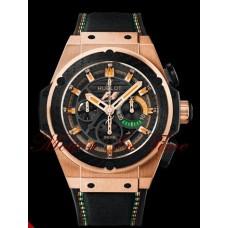 Replicas de Hublot Big Bang King Power F1 India Rose Oro reloj