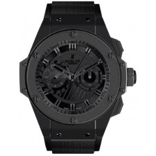Replicas de Hublot Big Bang King Power Foudroyante All negro reloj
