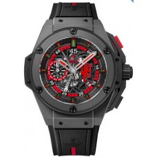Replicas de Hublot Big Bang King Power Red Devil Manchester United 48mm