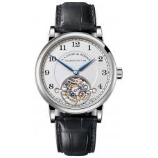 A.Lange&Sohne 1815 Tourbillon Reloj Manuel viento 39.5mm hombres replicas 730.025