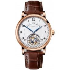 A.Lange&Sohne 1815 Tourbillon Reloj Manuel viento 39.5mm hombres replicas 730.032