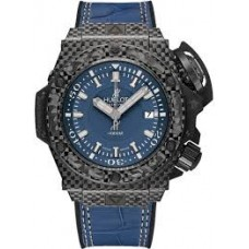 Replicas de Hublot King Power Oceanographic 4000 All negro azul