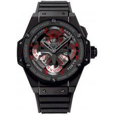 Replicas de Hublot Big Bang King Power Unico GMT reloj