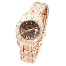 Rolex Lady-Datejust Pearlmaster reloj de replicas 80315-2