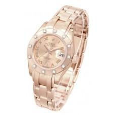 Rolex Lady-Datejust Pearlmaster reloj de replicas 80315-4